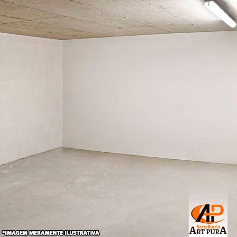 Companhia de Estrutura Metálica de Garagem Osasco - Estrutura Metálica de Mezanino