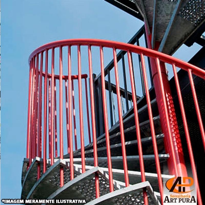 Orçamento para Escadas Caracol Cotia - Escadas Semi Caracol