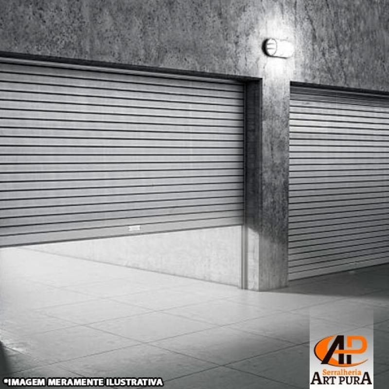 Portas de Enrolar de Aço Osasco - Portas de Enrolar Industrial