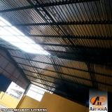 coberturas de galpão industrial metálico Carapicuíba