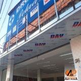 companhia de estrutura metálica fachada Jandira