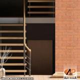 escadas moldadas