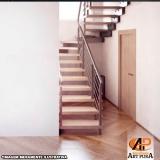 escadas semi caracol