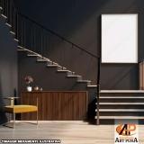 escada para sobrados Jandira