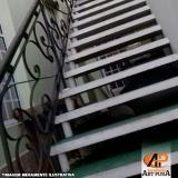 escadas de ferro preço Carapicuíba