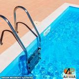 escadas para piscinas preço Carapicuíba