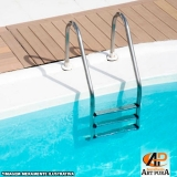 escadas para piscinas Jandira