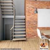 escadas travertino preço Santana de Parnaíba