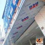 estrutura metálica fachada orçar Cotia