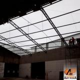 estrutura metálica para garagem Osasco