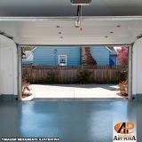 estrutura metálica para garagem
