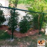 portão de ferro simples Santana de Parnaíba