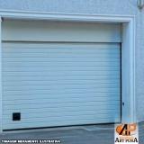 portão em ferro para garagem Cotia