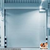 portas de enrolar automática Osasco