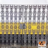 portões em ferro forjado Osasco
